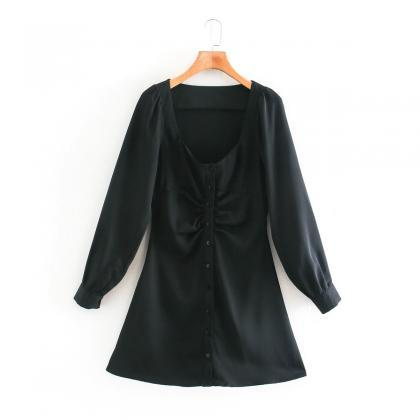 Autumn new women's fashion slimming..