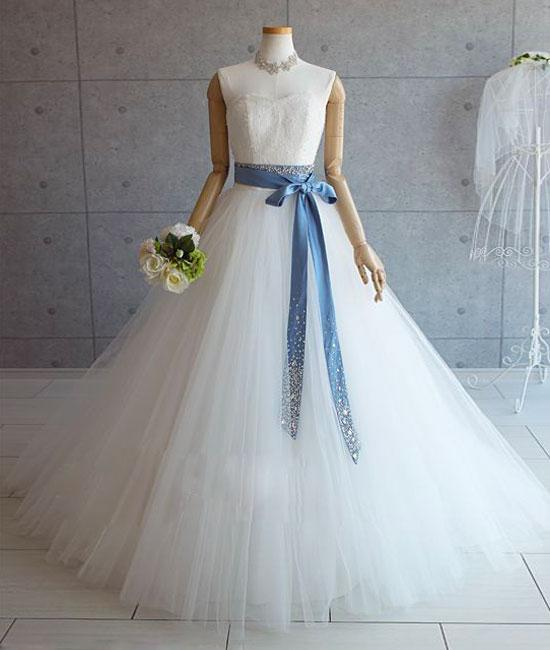A-LINE SCOOP WHITE PROM DRESSES WITH APPLIQUE LONG PROM DRESSES EVENING DRESSWHITE TULLE LACE LONG POM DRESS, WHITE TULLE WEDDING DRESS , APPLIQUE LONG PROM DRESSES EVENING DRESS