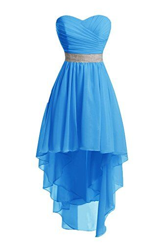 High Low ,Lace Up, Prom Party Homecoming Dresses ,2018 new fashion ,Prom Dress